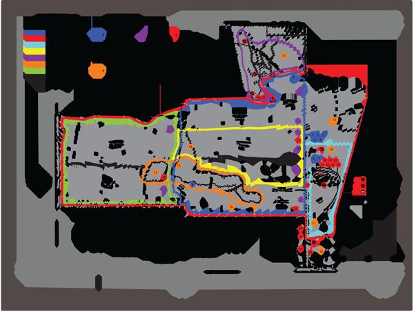 Pope Farm Trail Map - Thumbnail