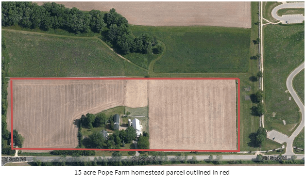 Pope Farm Homestead Preservation - Friends of Pope Farm ...