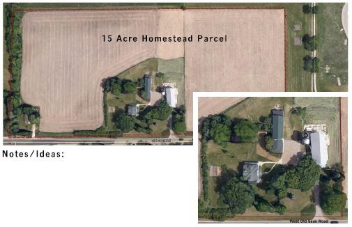 Satellite Image of Property